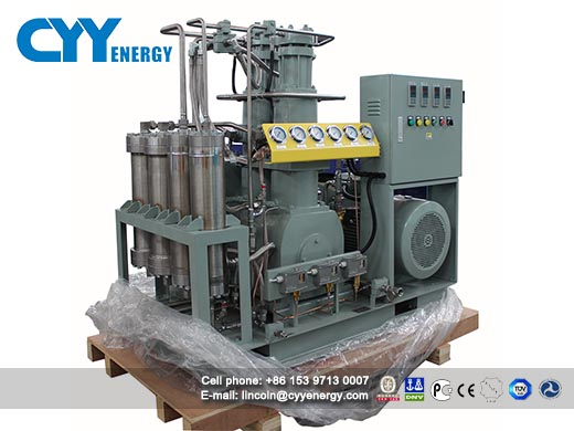 安庆无油压缩机厂_气体压缩机-杭州诚盈亿能源科技有限公司